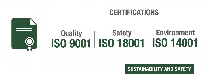 Certifikation
